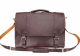 Attache in Brown Saddle Leather